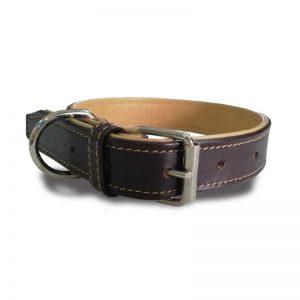 Lamb Leather Collars